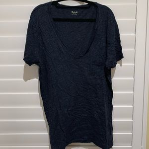 Madewell Pocket Tee Size L